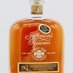 Jefferson's Reserve Twin Oak bottle